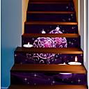 cheap Night Lights-Decorative Wall Stickers - Holiday Wall Stickers Christmas Decorations Outdoor / Office