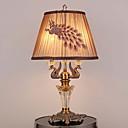 olcso Asztali lámpák-Művészi Dekoratív / Menő Asztali lámpa Kompatibilitás Hálószoba / Dolgozószoba / Iroda Fém 220 V