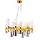billige Hengelamper-ZHISHU Sputnik Lysekroner Omgivelseslys galvanisert Metall Glass Nytt Design 110-120V / 220-240V
