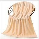 billige Badekåper-Overlegen kvalitet Badehåndkle, Stripet Polyester / Bomull Baderom 1 pcs