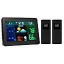 billige Temperaturmåleinstrumenter-ts - 71 trådløs digital værstasjonstemperaturskjerm
