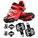 economico Scarpe da ciclismo-BOODUN/SIDEBIKE® Scarpe da mountain bike Scarpe da ciclista con pedale e tacchetto Per uomo Indossabile Sportivo PU sintetico EVA