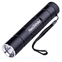 cheap Flashlights & Camping Lanterns-Naturehike NH17S071-T Handheld Flashlights / Torch LED LED Emitters 180 lm 3 Mode with Battery and USB Cable Waterproof, Portable Camping / Hiking / Caving, Everyday Use, Diving / Boating Black
