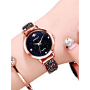 cheap Fashion Watches-Women's Wrist Watch Quartz Black / Silver / Rose Gold 30 m Water Resistant / Waterproof New Design Analog Casual Fashion - Black Silver Rose Gold