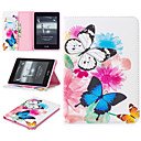 cheap iPhone Cases-Case For Apple iPad Pro 11'' Card Holder / Shockproof Full Body Cases Butterfly Hard PU Leather for iPad Mini 5 / iPad New Air(2019) / iPad Pro 11''