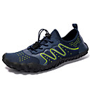 cheap Men's Athletic Shoes-Men's Comfort Shoes Elastic Fabric Summer / Spring & Summer Sporty Athletic Shoes Water Shoes / Upstream Shoes Breathable Orange / Green / Blue / Black / Yellow