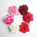 economico Decorazioni per matrimonio-Materiale decorativo per foto e cartellini Tessuto Decorazioni di nozze Ricevimento di matrimonio / Abbigliamento Corporate Floreale / Matrimonio Per tutte le stagioni