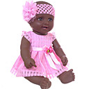 abordables Bloques magnéticos-Muñecas reborn Muñeca chica Bebés Niñas Muñeca africana 20 pulgada Silicona - natural Bonito Niños / Adolescentes Kid de Unisex Juguet Regalo