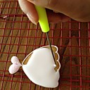 preiswerte Backformen-2 stück keks nadelkuchen tester backenwerkzeuge edelstahl keks puderzucker nadel gebäckwerkzeuge