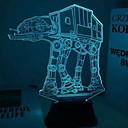 olcso Asztali dekor lámpa-1db LED éjszakai fény Kreatív <5 V
