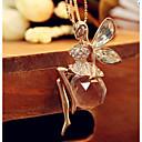 povoljno Naušnice-Žene Vintage Style Duga ogrlica Princeza pomodan slatko Lijep Zlato 72 cm Ogrlice Jewelry 1pc Za Dnevno Ulica