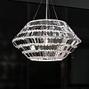 levne Závěsné lustry-ZHISHU 6-Světlo Geometrické / Zábavné Závěsná světla Tlumené světlo Galvanicky potažený Kov Mini styl, kreativita 110-120V / 220-240V