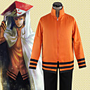 abordables Disfraces de Anime-Inspirado por Naruto Cookie Anime Animé Disfraces de cosplay Tops Bottoms Cosplay Clásico Manga Larga Top Para Unisex