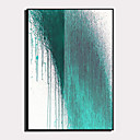 cheap Abstract Paintings-Framed Canvas / Framed Set - Abstract Plastic Illustration