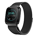 preiswerte Smartuhren-L18s Smartwatch Android iOS Bluetooth Smart Sport Wasserfest Herzschlagmonitor Stoppuhr Schrittzähler Anruferinnerung AktivitätenTracker Schlaf-Tracker