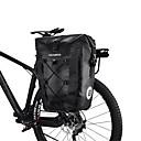olcso Kétoldalas túratáskák-ROCKBROS 20 L Túratáskák csomagtartóra Kerékpáros táska Vízálló Tartós Könnyű felhelyezés Kerékpáros táska Vízálló szövet Műanyag Kerékpáros táska Kerékpáros táska Szabadtéri gyakorlat Kerékpár