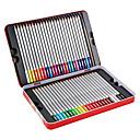 זול כריות קישוט-1 pcs 48 צבעים M&G AWPQ1904 עיפרון צבעי מים עץ