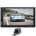povoljno DVD playeri za auto-SWM 7764+4LED camera 7 inch 2 Din Car Multimedia Player / Car MP5 Player / Auto MP4 Player Ekran na dodir / MP3 / Ugrađeni Bluetooth za Univerzális podrška MPEG / MPG / WMV MP3 / WMA / FLAC JPEG