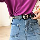 abordables Cuerpos sexyr-Mujer Cinturón de Cintura - Activo / Básico Un Color
