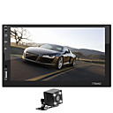 cheap Car DVD Players-SWM 7784AD+4LED camera 7 inch 2 DIN Android 8.1 Car Multimedia Player / Car MP5 Player / Car MP4 Player Touch Screen / MP3 / Built-in Bluetooth for universal RCA / Other Support MPEG / MPG / WMV MP3