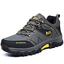 hesapli Erkek Atletik Ayakkabıları-Erkek Ayakkabı Tüylü Sonbahar Kış Atletik Ayakkabılar Dağ Yürüyüşü Günlük için Gri / Ordu Yeşili / Haki
