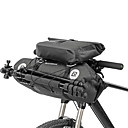 cheap Bike Saddle bags-ROCKBROS Bike Handlebar Bag Waterproof Multifunctional Durable Bike Bag TPU Nylon Bicycle Bag Cycle Bag Cycling Outdoor Exercise
