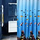 preiswerte Duschvorhänge-Duschvorhänge & Ringe Moderne / Freizeit PEVA Wasserfest / Niedlich / Neues Design