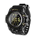halpa Älykellot-EX16S Miehet Smartwatch Android iOS Bluetooth Smart Urheilu Vedenkestävä Verenpaineen mittaus Kosketusnäyttö Sekunttikello Askelmittari Puhelumuistutus Activity Tracker Sleep Tracker