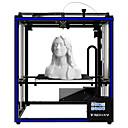 povoljno 3D printeri-tronxy® x5st-400 aluminijski 3D pisač kit 400 * 400 * 400mm velika veličina ispisa s 3,5-inčnim zaslonom osjetljivim na dodir / pojačalo snage