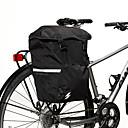 Χαμηλού Κόστους Τσάντες για σκελετό ποδηλάτου-SAHOO 15 L Τσάντα αποσκευών για ποδήλατο / Διπλή τσάντα σέλας ποδηλάτου Ελαφρύ Γρήγορο Στέγνωμα Ικανότητα να αναπνέει Τσάντα ποδηλάτου Τερυλίνη Τσάντα ποδηλάτου Τσάντα ποδηλασίας