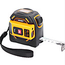 cheap Testers & Detectors-SNDWAY 40M Laser Distance Meter Range Finder Laser Tape Measure Digital Retractable 5M Laser Rangefinder Ruler Survey Tool