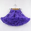 povoljno Stare svjetske nošnje-Petticoat kratka baletska suknja Pod suknjom 1950-te Plava Pink Fuschia Petticoat / Dječji / Krinolina