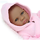 tanie Lalki Reborn-NPK DOLL Lalki Reborn Dziewczyna Lalki Chłopcy Dziewczynki 12 in Silikony całego ciała Winyl - Noworodek Jak żywy Ręcznie wykonane Bezpieczne dla dziecka Nietoksyczne Interakcja rodziców i dzieci