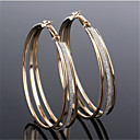 cheap Trendy Jewelry-Women's Active Special Material Alloy Crystal Solid Colored