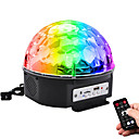 cheap Décor Lights-YouOKLight 1 set 18 W 1100 lm 9 LED Beads Bluetooth Speaker Remote Control / RC LED Stage Light / Spot Light Color-changing 85-265 V Commercial Home / Office Children's Room