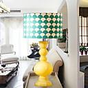 זול מנורות שולחן-מודרני עכשווי עיצוב חדש מנורת שולחן עבור חדר שינה / משרד זכוכית 220V