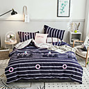 cheap High Quality Duvet Covers-Duvet Cover Sets Floral / Chinese Style / Contemporary Poly / Cotton Printed 4 PieceBedding Sets