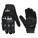 povoljno Motociklističke rukavice-Moto rukavice Cijeli prst Poliuretan / Pamuk / Najlon M / L / XL Crna