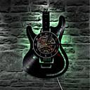 billige Vægure-vinyl record væg ur guitar cd ur
