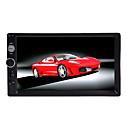 رخيصةأون مشغلات DVD السيارة-btutz LED 7 بوصة 2 Din الجميع سيارة لاعب MP5 شاشة لمس إلى عالمي / فولفو / فولكسواجن AV OUT / سلك microUSB الدعم MPEG / AVI / WMV MP3 / WMA / WAV JPG
