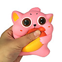 halpa Stressilelut-Puristeltava lelu Kissa Dekompressiolelut poly uretaani Kaikki Lelut Lahja