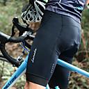 abordables Pantalones, Shorts y Mallas Ciclistas-LAMEDA Hombre Pantalones Acolchados de Ciclismo Bicicleta Pantalones cortos Ropa interior Leggings Prendas de abajo Transpirable Deportes Elastán Invierno Negro Ciclismo de Montaña Ciclismo de Pista