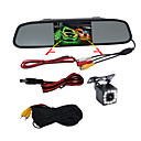 cheap Head Up Display-BYNCG WG4.3 4.3 inch TFT-LCD 480TVL 480 TV-Lines 1/4 inch CMOS OV7950 Wired 120 Degree 1 pcs 120 ° 4.3 inch Rear View Camera / Car Reversing Monitor / Head Up Display Night Vision for Car / Bus
