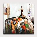 cheap Prints-Print Stretched Canvas Prints - Abstract Modern Modern Art Prints