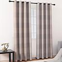 halpa Ikkunoiden verhot-Nykyaikainen Pimennys One Panel Verho Olohuone   Curtains / Jakardi