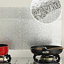 halpa Keittiön siivoustarvikkeet-Keittiö Siivoustarvikkeet PE Oil-Proof Stickers Vedenkestävä Tahranesto-käsittely Suoja 1kpl