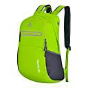 Недорогие Рюкзаки и сумки-25 L Рюкзаки Легкий упаковываемый рюкзак Дожденепроницаемый Ультралегкий (UL) Быстровысыхающий Складной На открытом воздухе Пешеходный туризм Походы Нейлон Зеленый Синий Тёмно-синий / Компактный