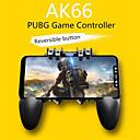 povoljno Oprema za Smartphone igre-gamepads ak66 šest prst sve-u-jedan mobilni telefon igra kontroler slobodan vatra tipka gumb joystick gamepad l1 r1 okidač za pubg