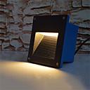 זול נורות שיטפון-ONDENN 1pc 2 W תאורה שוטפת לד עמיד במים / עיצוב חדש / דקורטיבי לבן חם / לבן 85-265 V תאורת חוץ / בריכת שחיה / חָצֵר 1 LED חרוזים