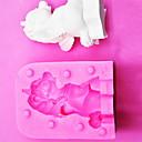 halpa Kakkumuotit-1kpl Silikoni Creative Kitchen Gadget For Keittoastiat jälkiruoka Työkalut Bakeware-työkalut